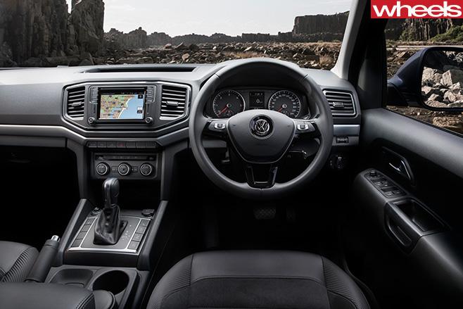 2017 Volkswagen Amarok Ultimate