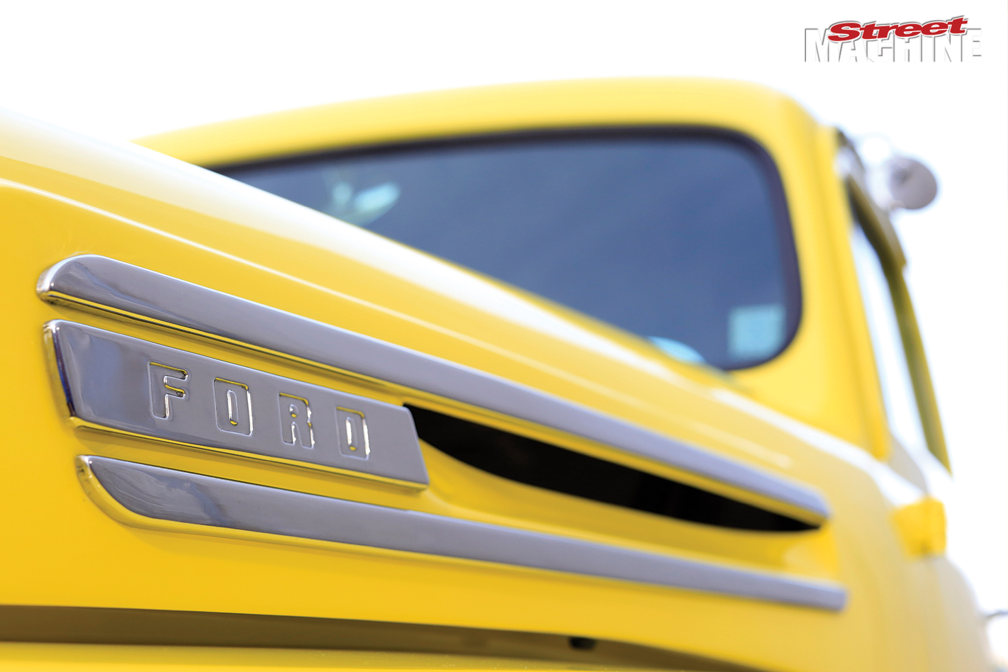 Ford -f 100-badge