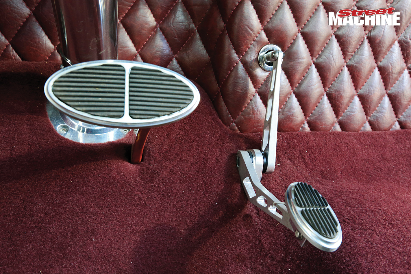 Ford -f 100-pedals