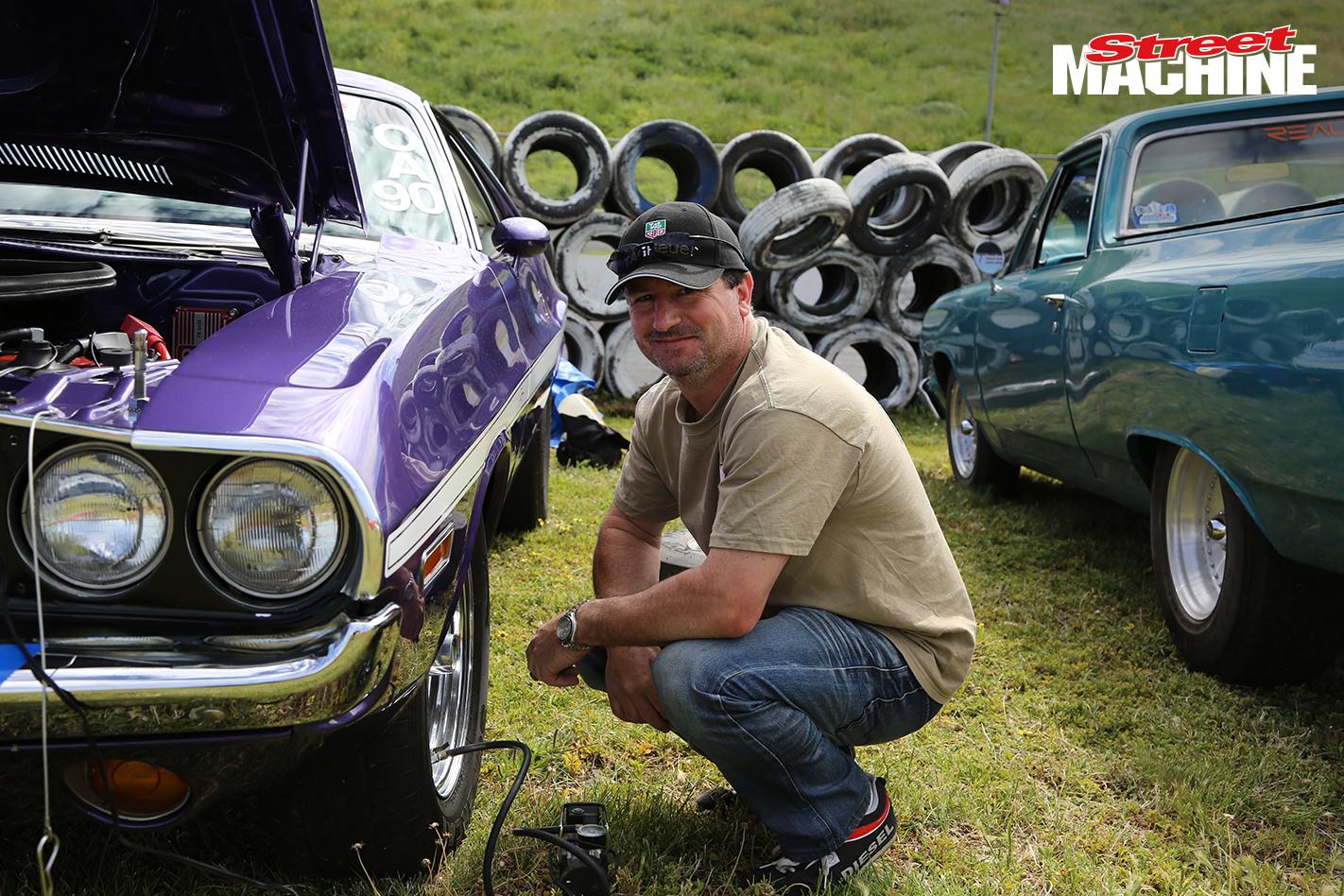 Dodge Challenger Jon Mitchel