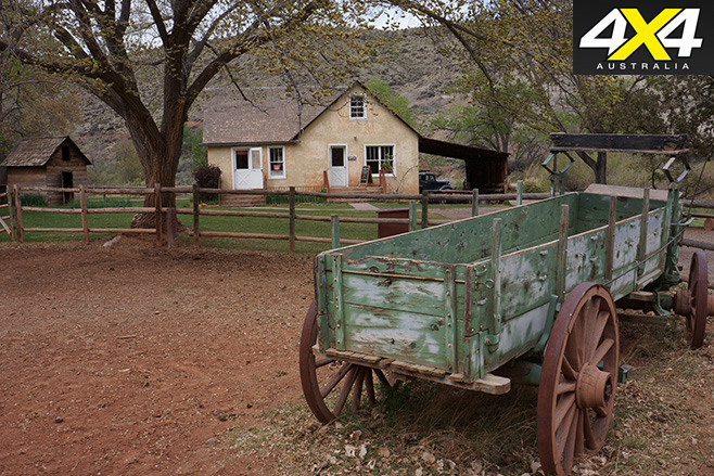 Old fruita homestead