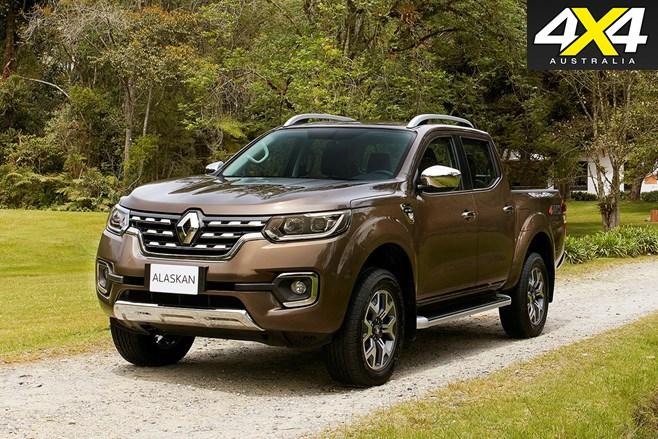 Renault Alaskan unveiled -main