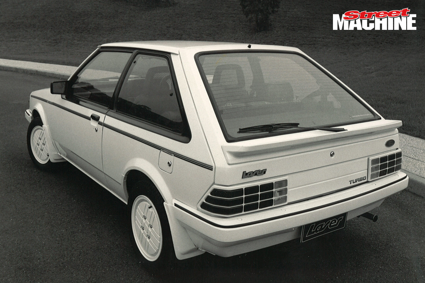 Ford Laser Turbo