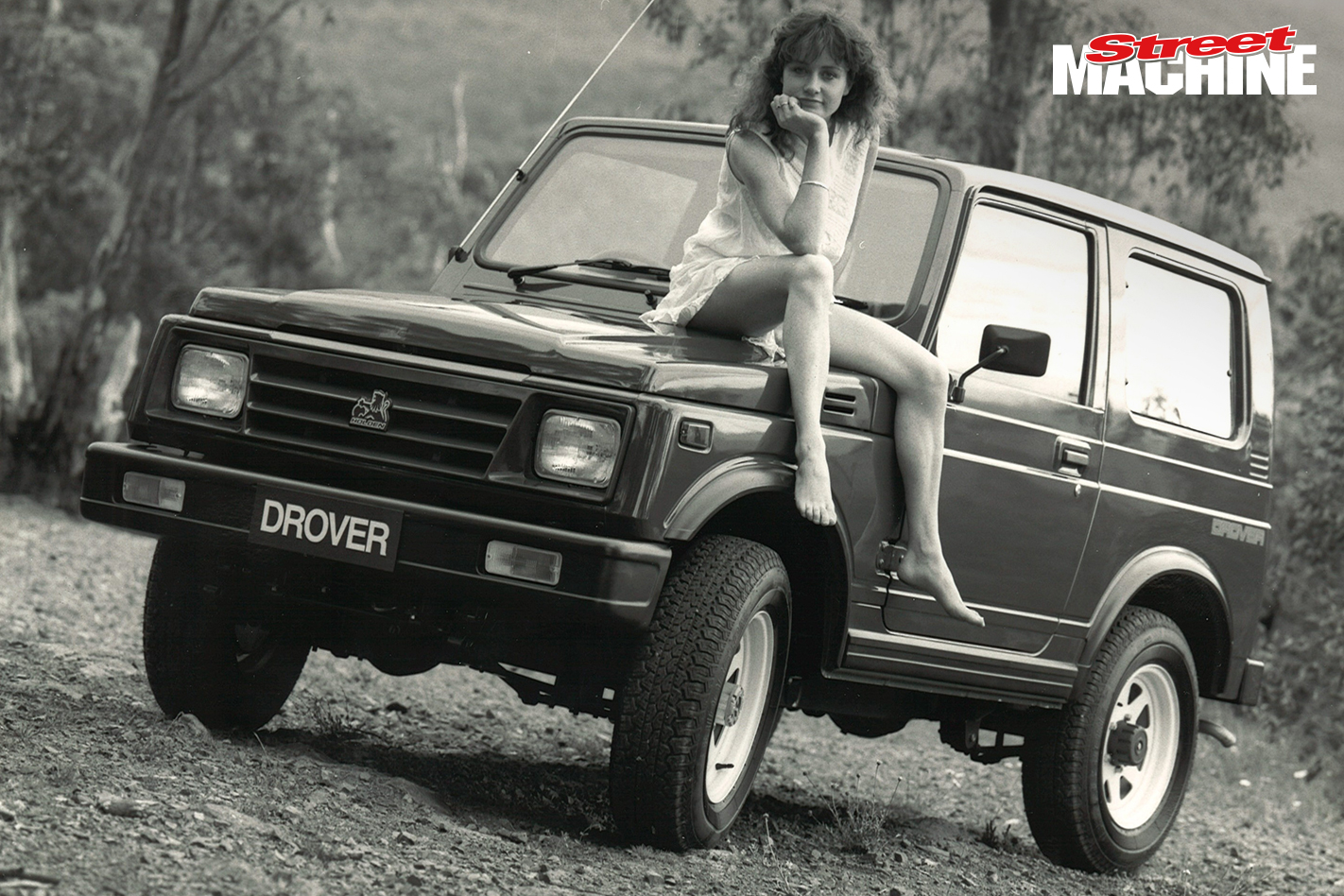 Holden Drover 1