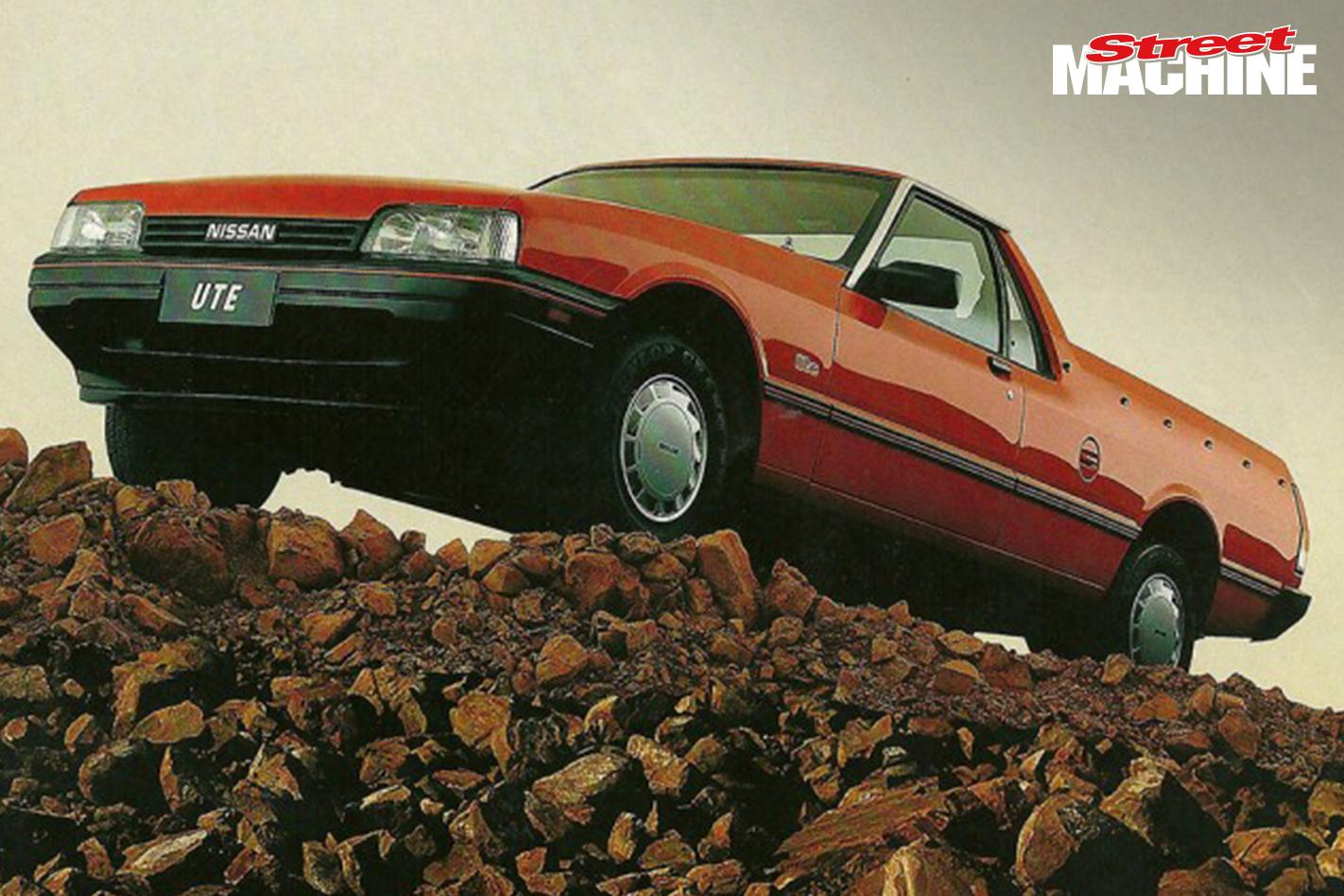 Nissan Ute