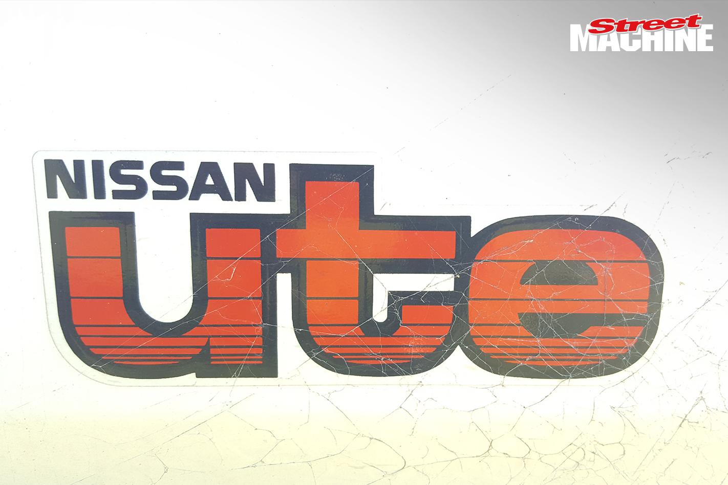 Nissan Ute 1
