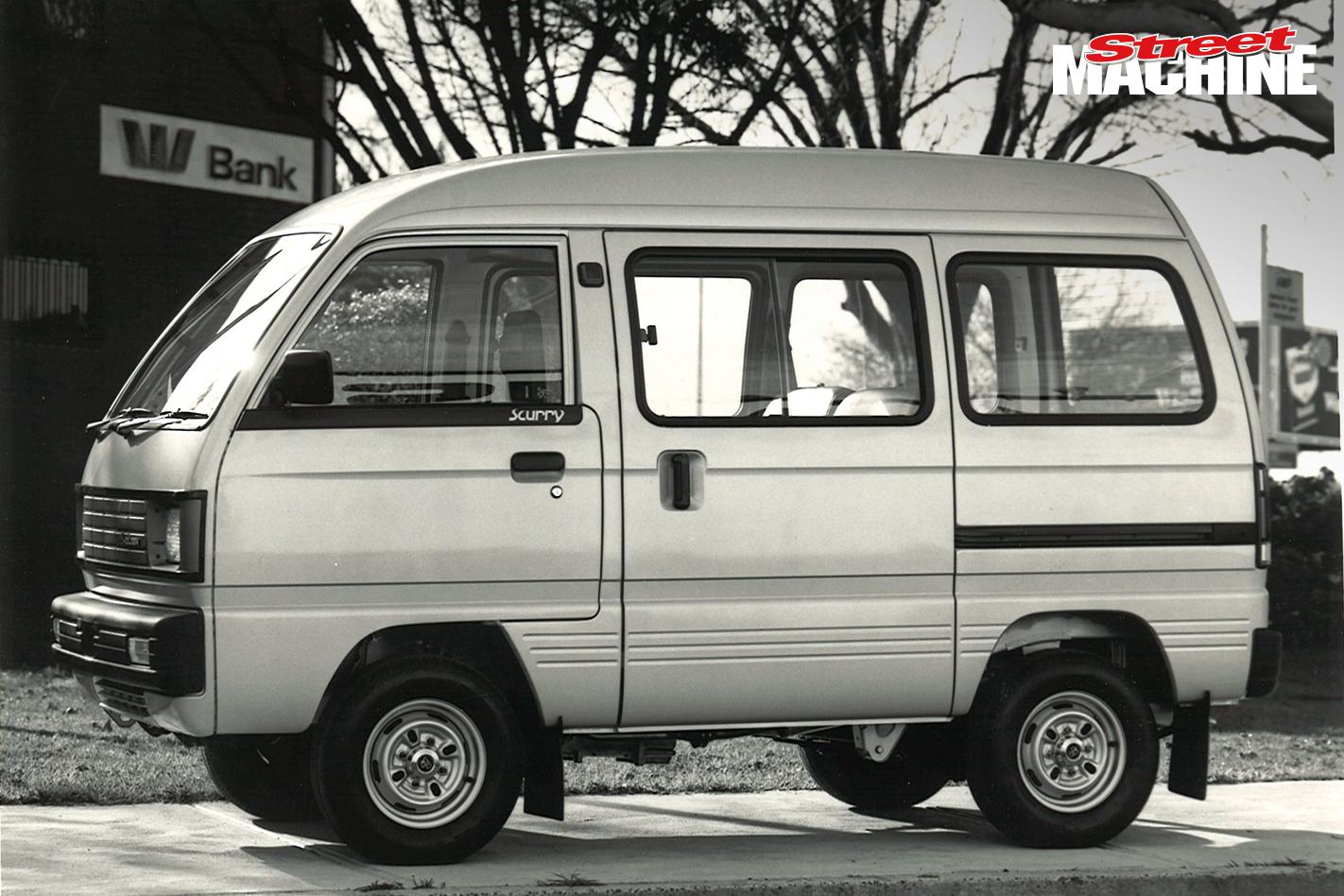 Scurry Van