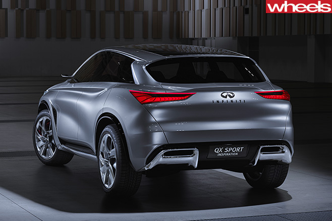 Infiniti -Concept -QX-Sport -Inspiration -2016-rear