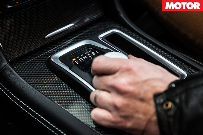 Chrysler 300 SRT drive modes