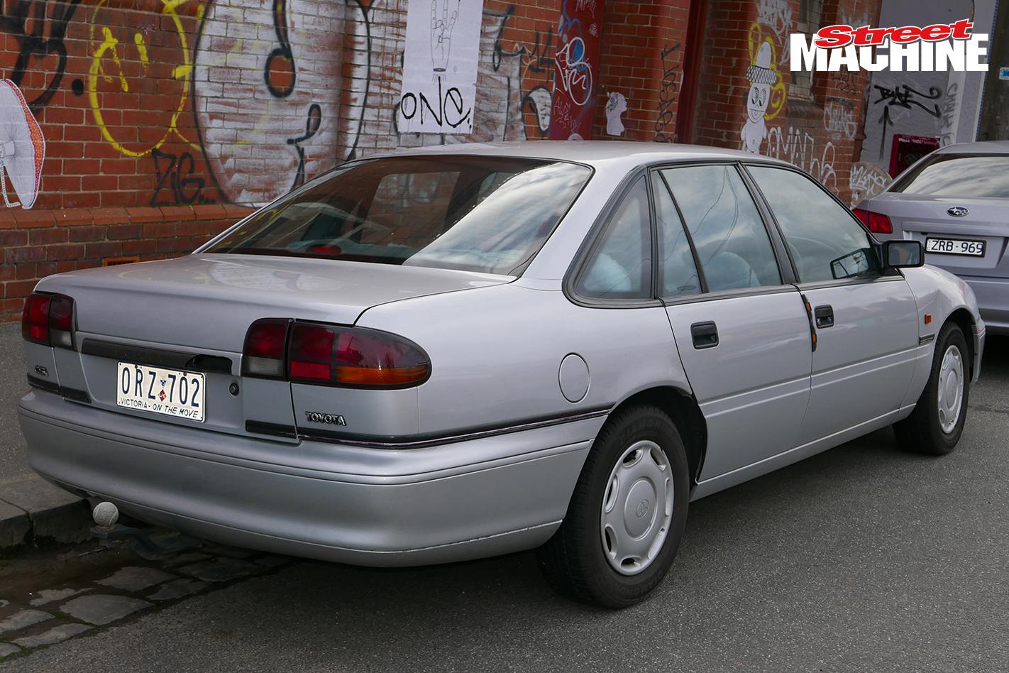 Toyota Lexcen 1