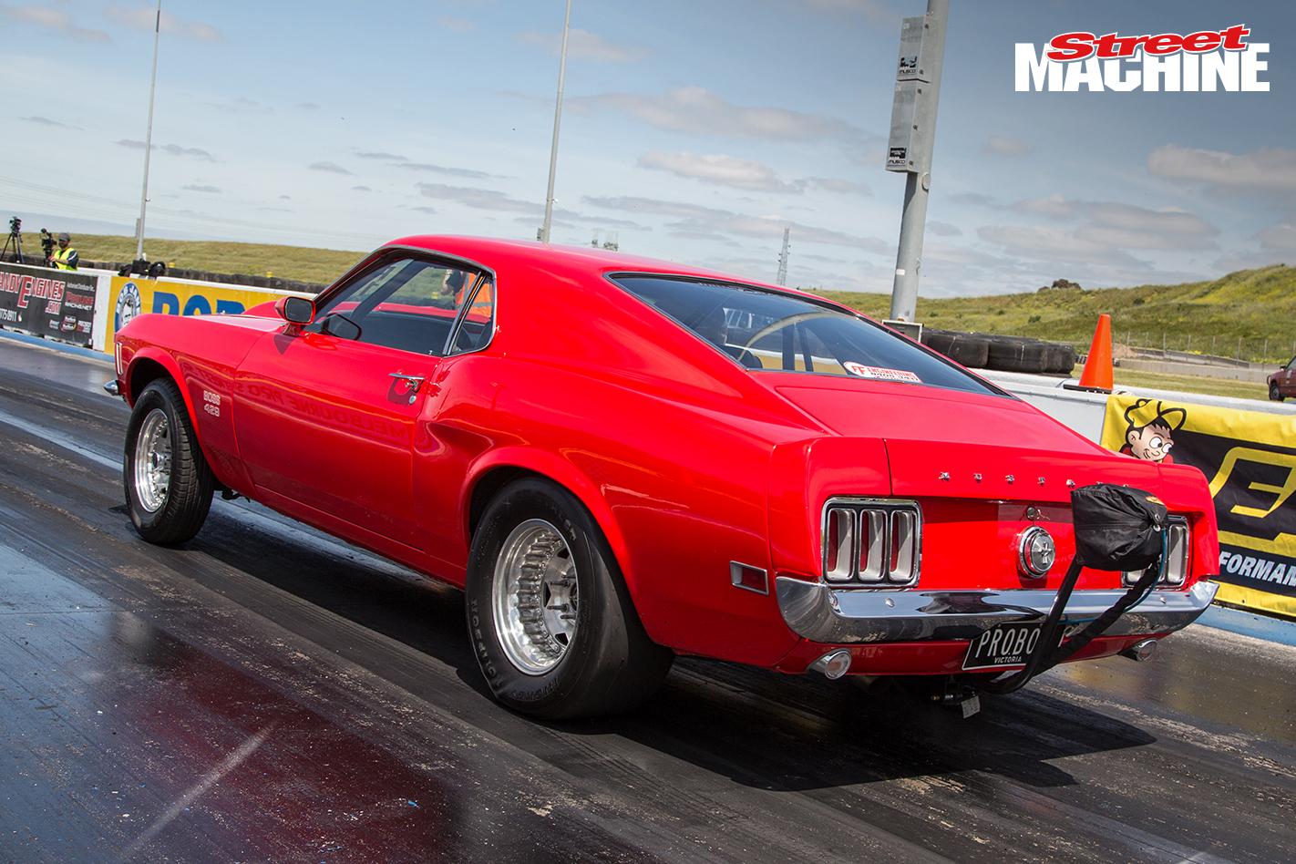 1970 Mustang Turbo 2