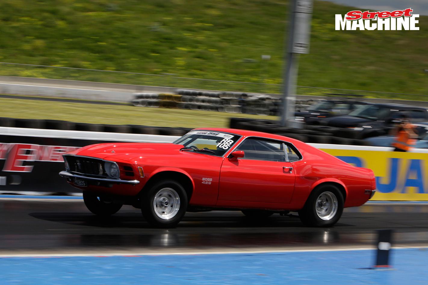 1970 Mustang Turbo 4