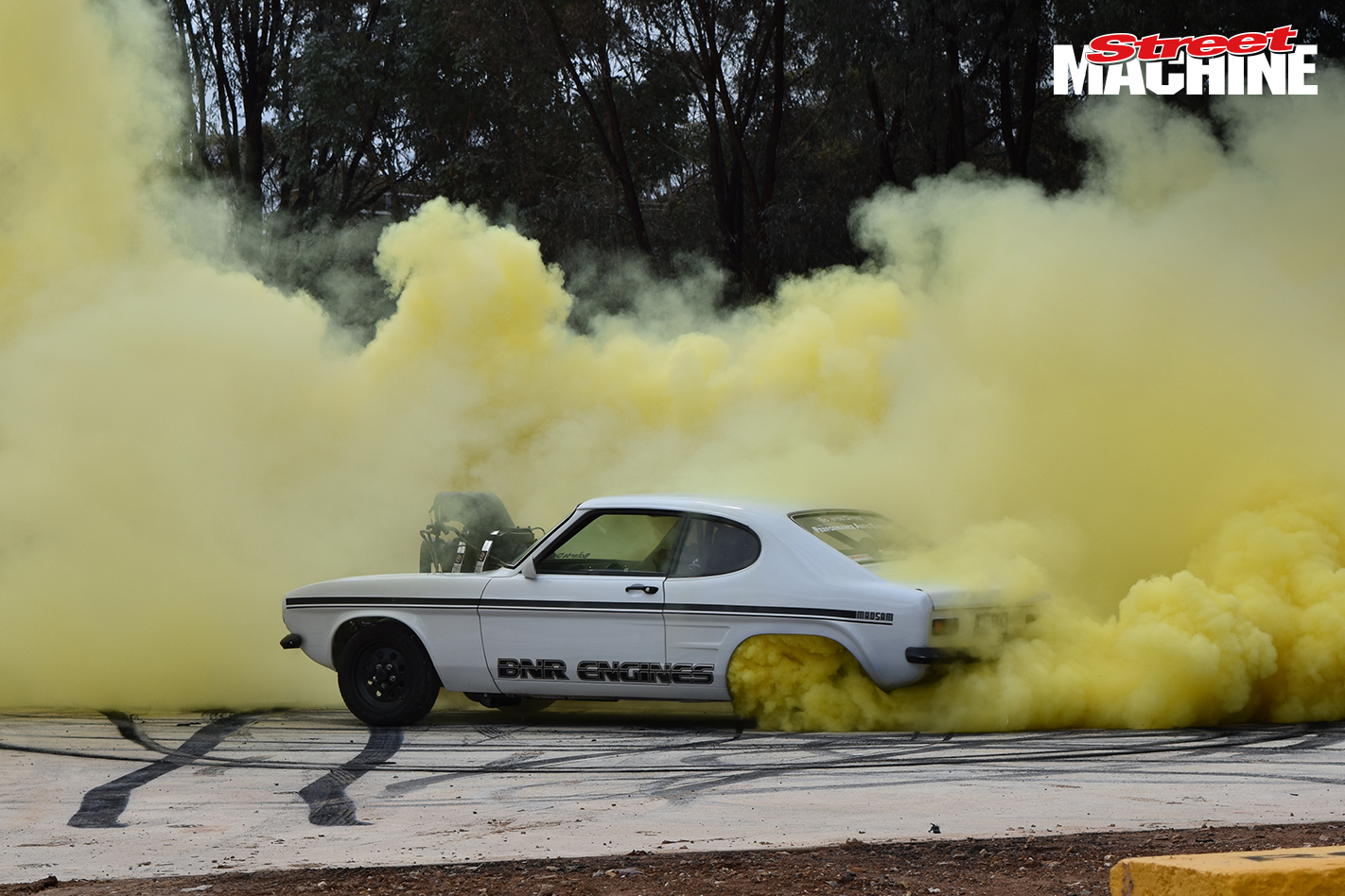 Ford Capri Blown Mad Sam 01