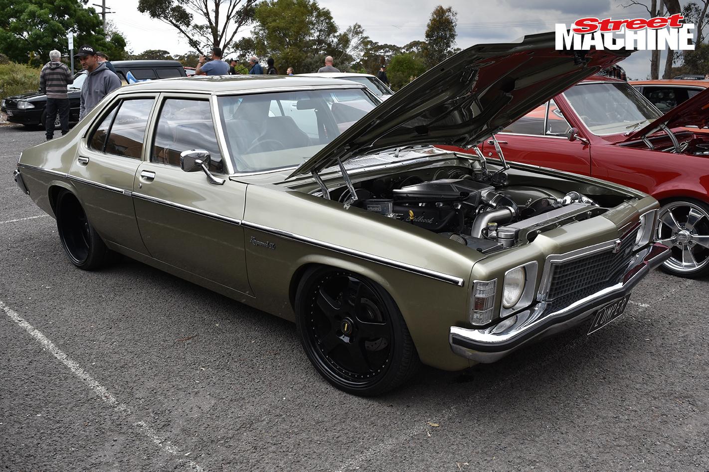 HZ Holden Turbo LS Lumper