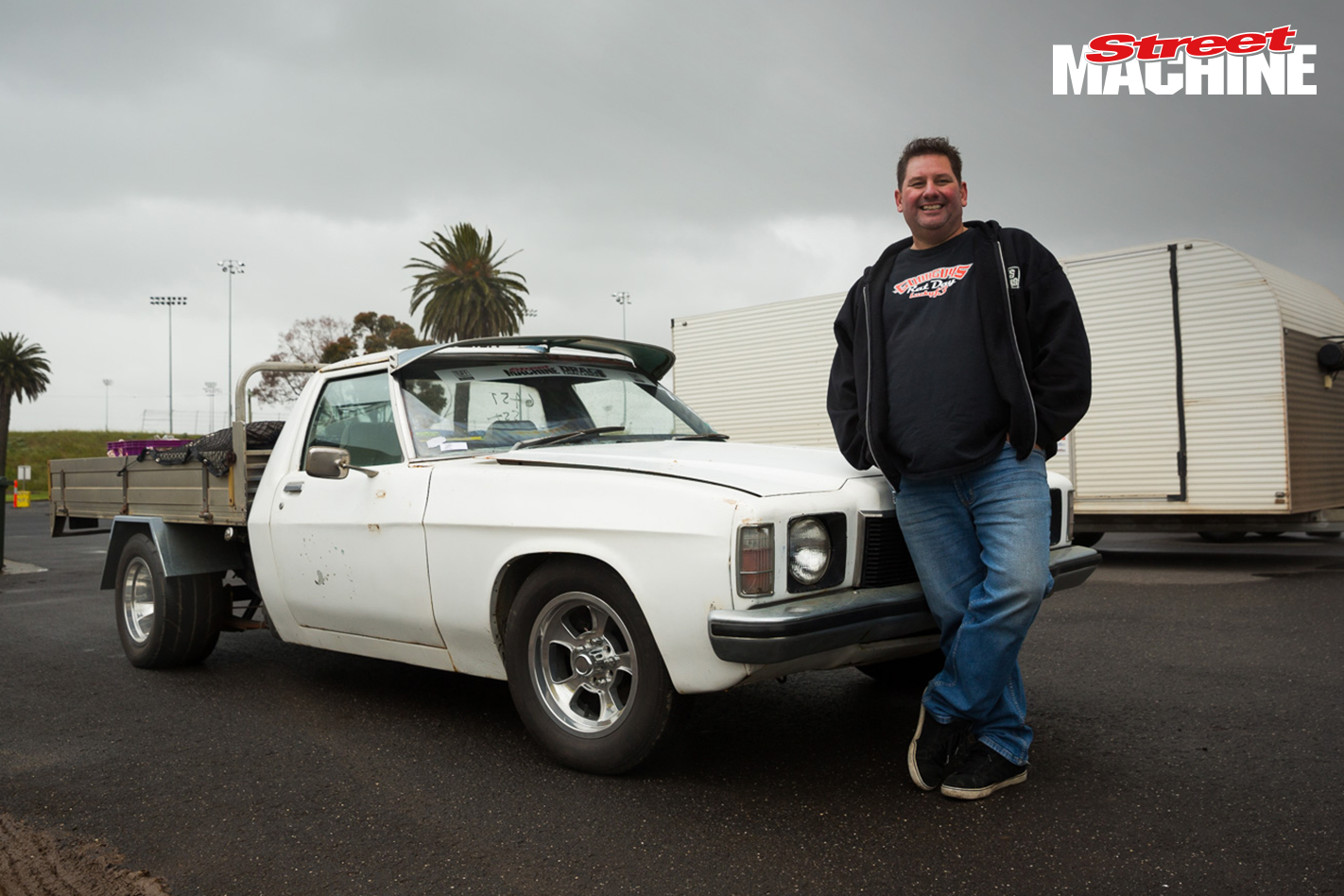 Holden HQ One Tonner 1