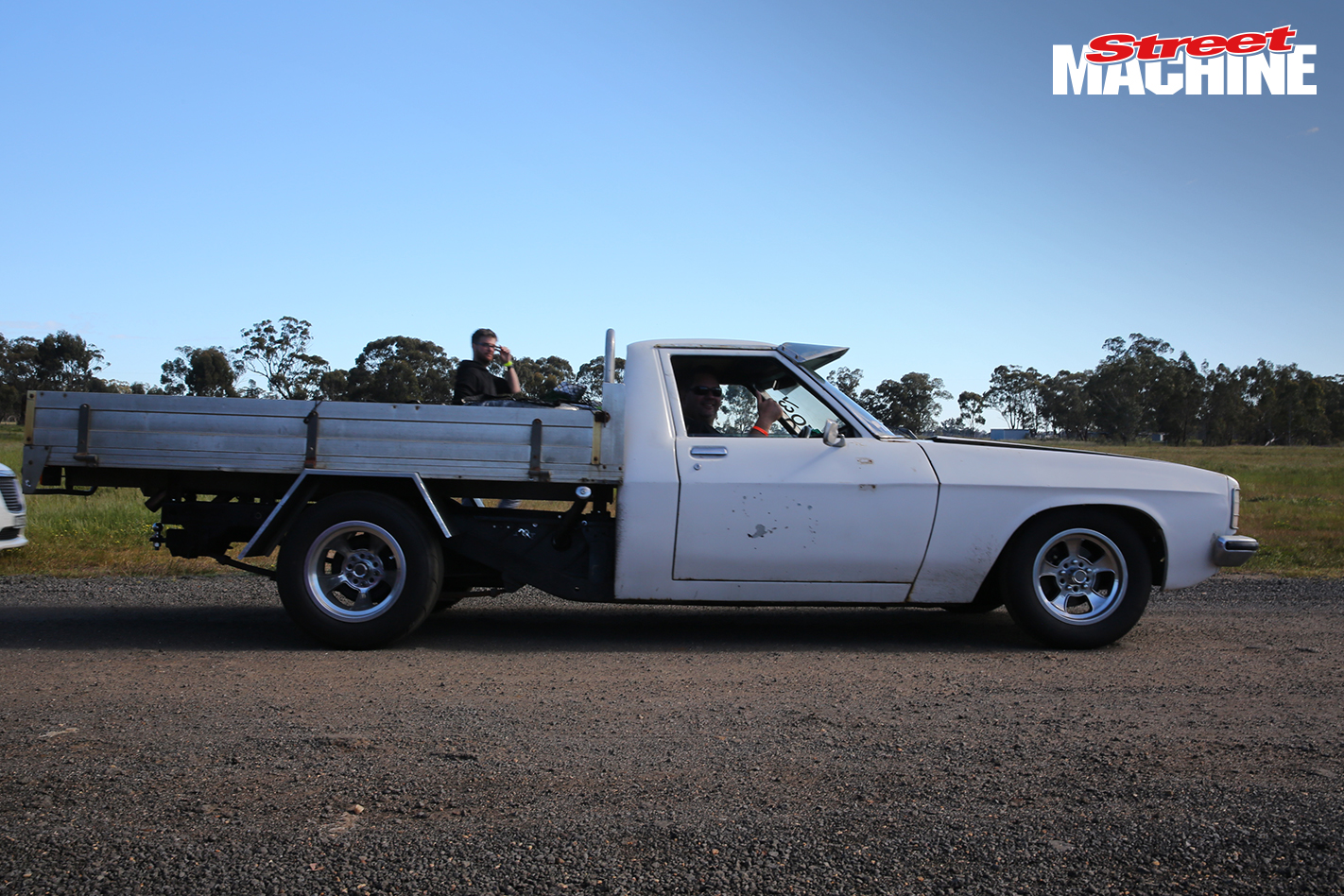 Holden HQ One Tonner 5