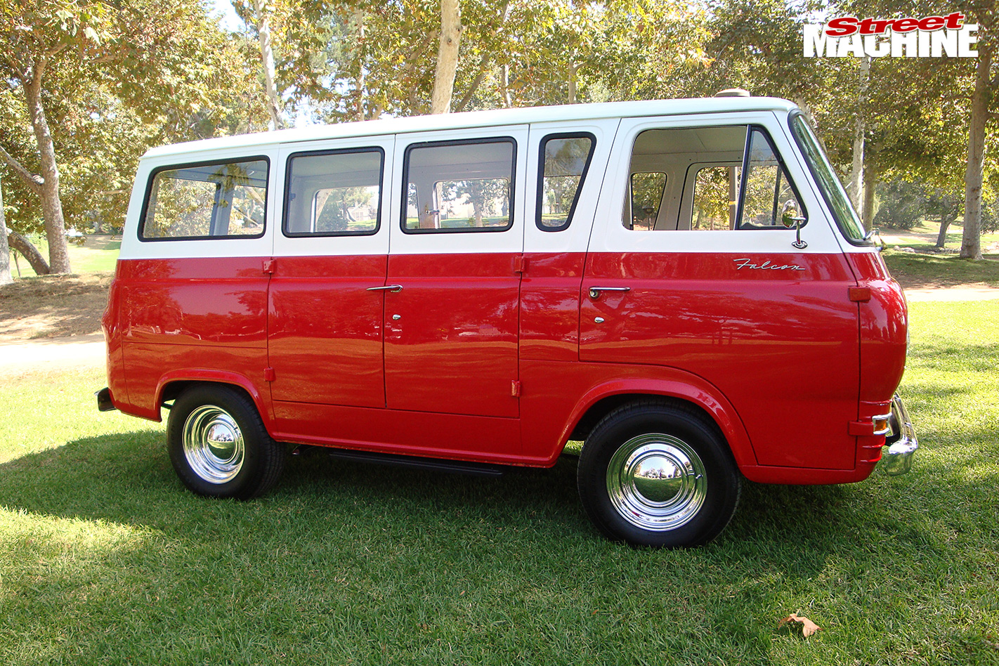 Dave -grohl -ford -van