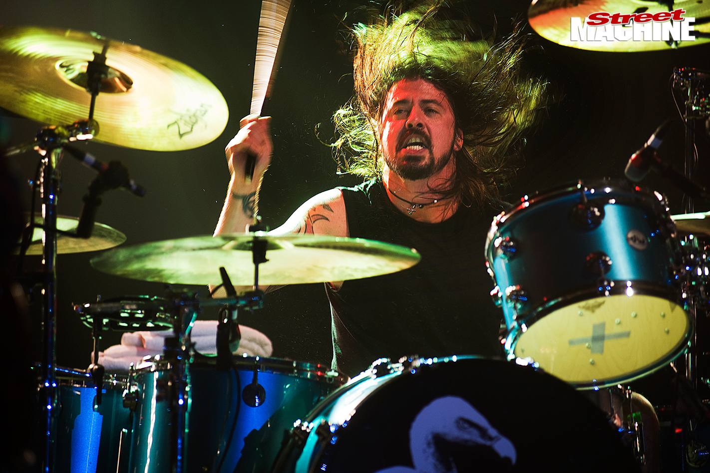 Dave -grohl -drums