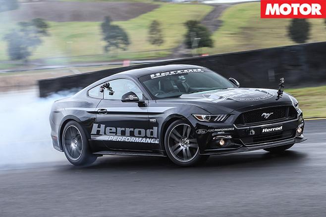 Herrod Mustang
