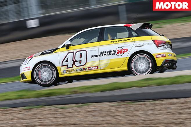 Harding Performance Audi