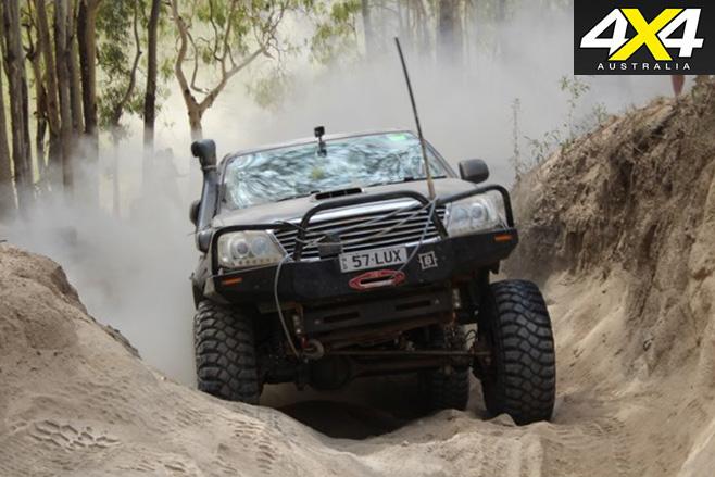 Live-axle swap