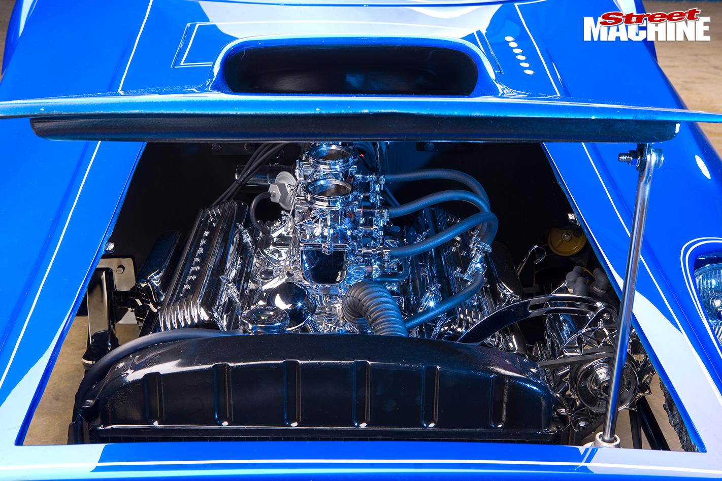 Ed -roth -orbitron -engine