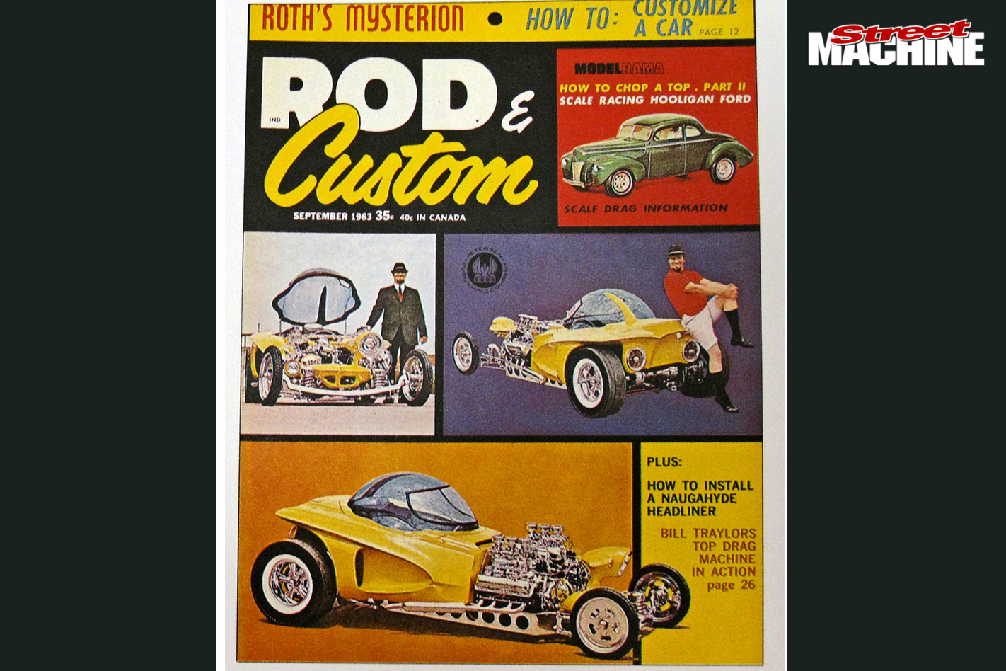 Rod -custom -magazine
