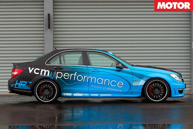 VCM Performance C63 AMG