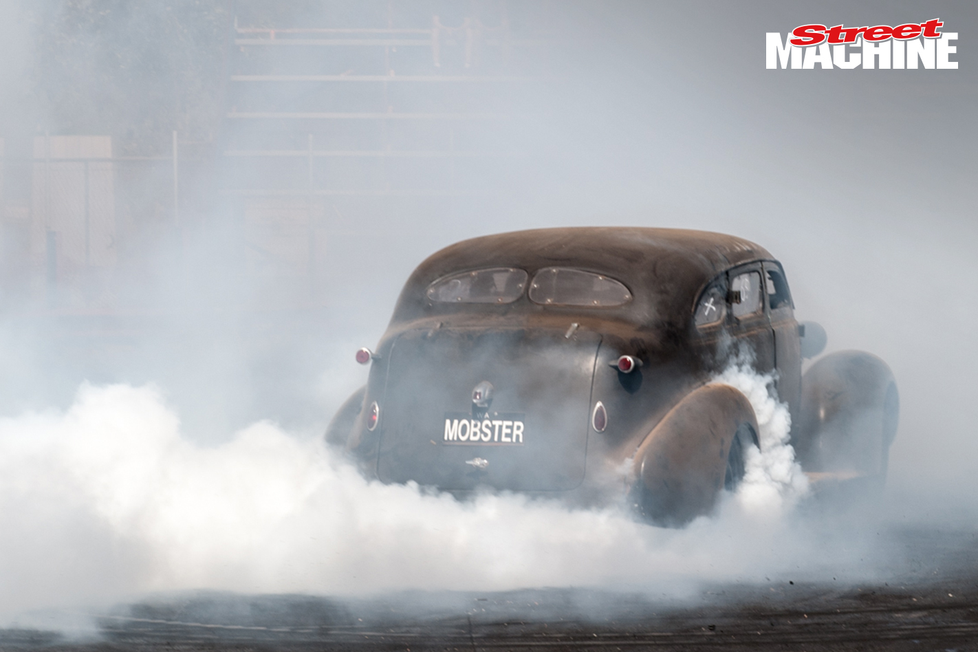 MOBSTER Burnout 5738