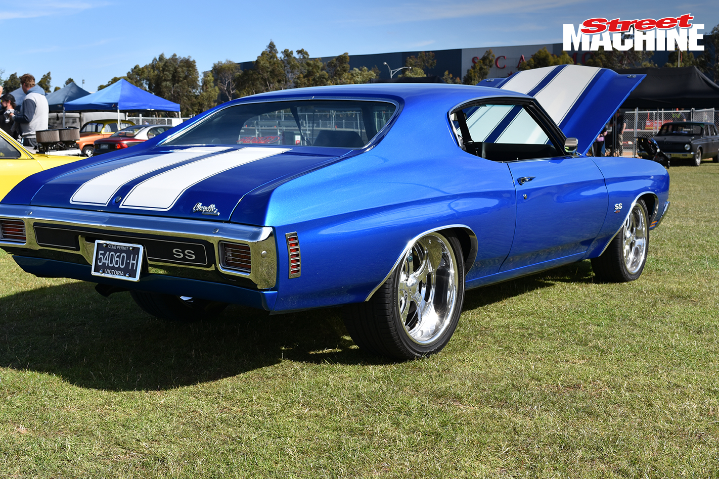 Chevy Chevelle Pro Touring 175