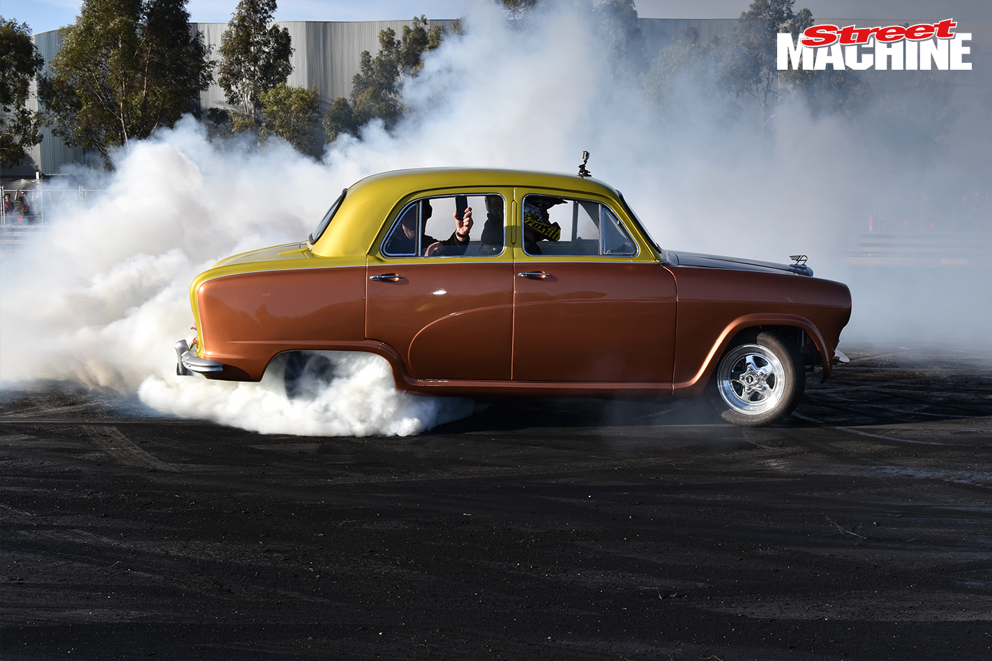 Springnats 2016 Burnout 343