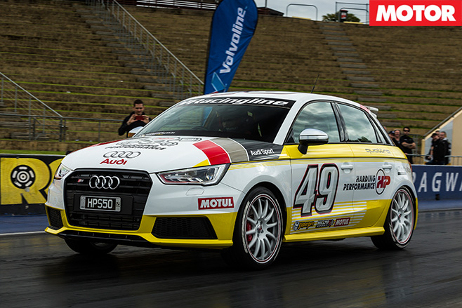 Harding Performance Audi S1 front