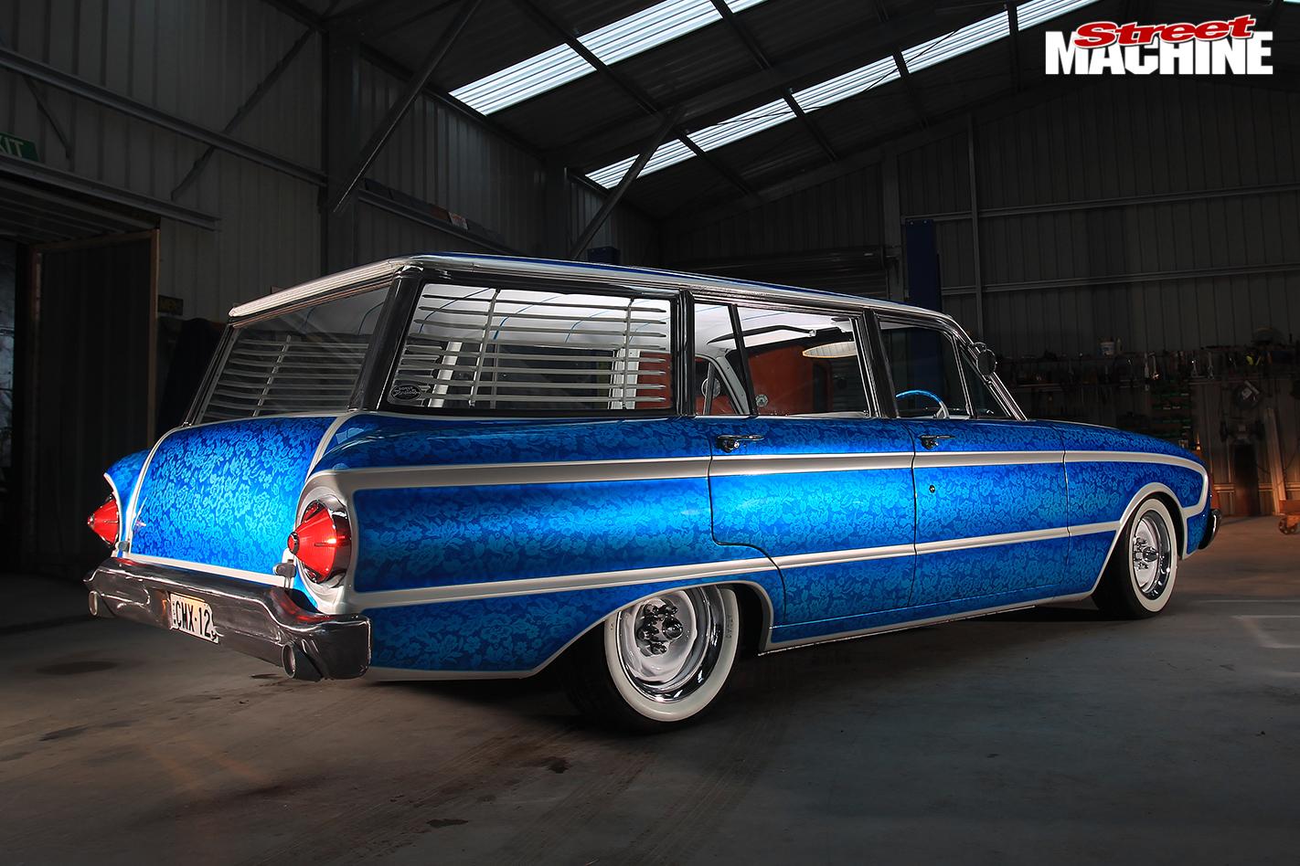 Ford -xm -falcon -wagon -rear
