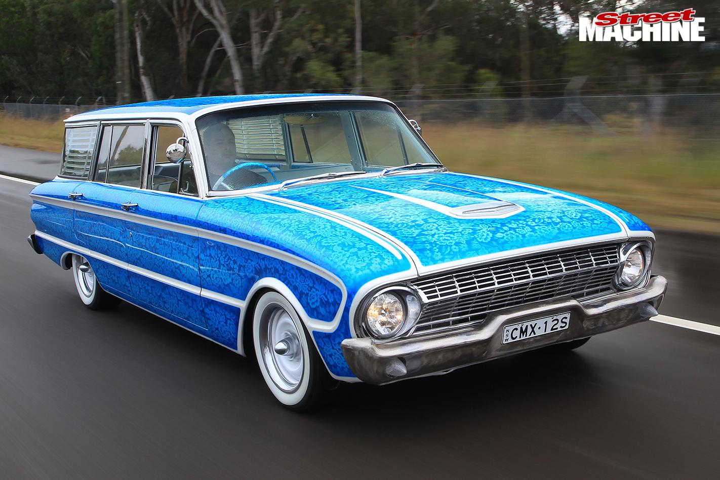Ford -xm -falcon -wagon -onroad