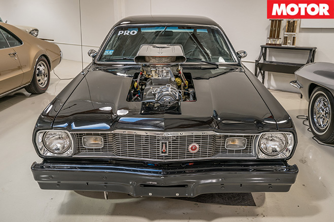 1000hp blown 426ci Plymouth Duster