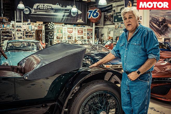 Jay Leno's daily driver