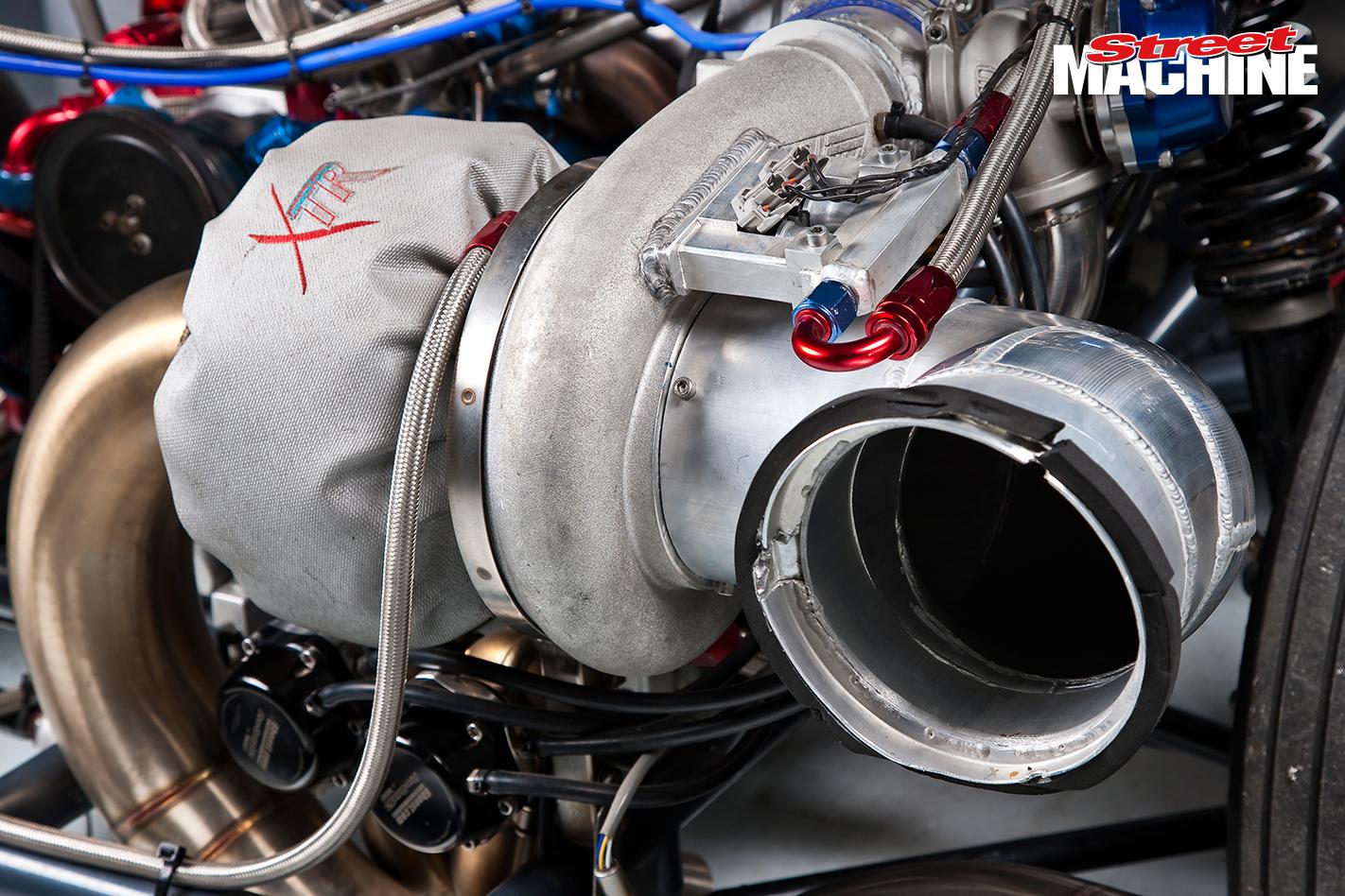 Chrysler Centura Turbo Hemi JUSTA6 Engine 2