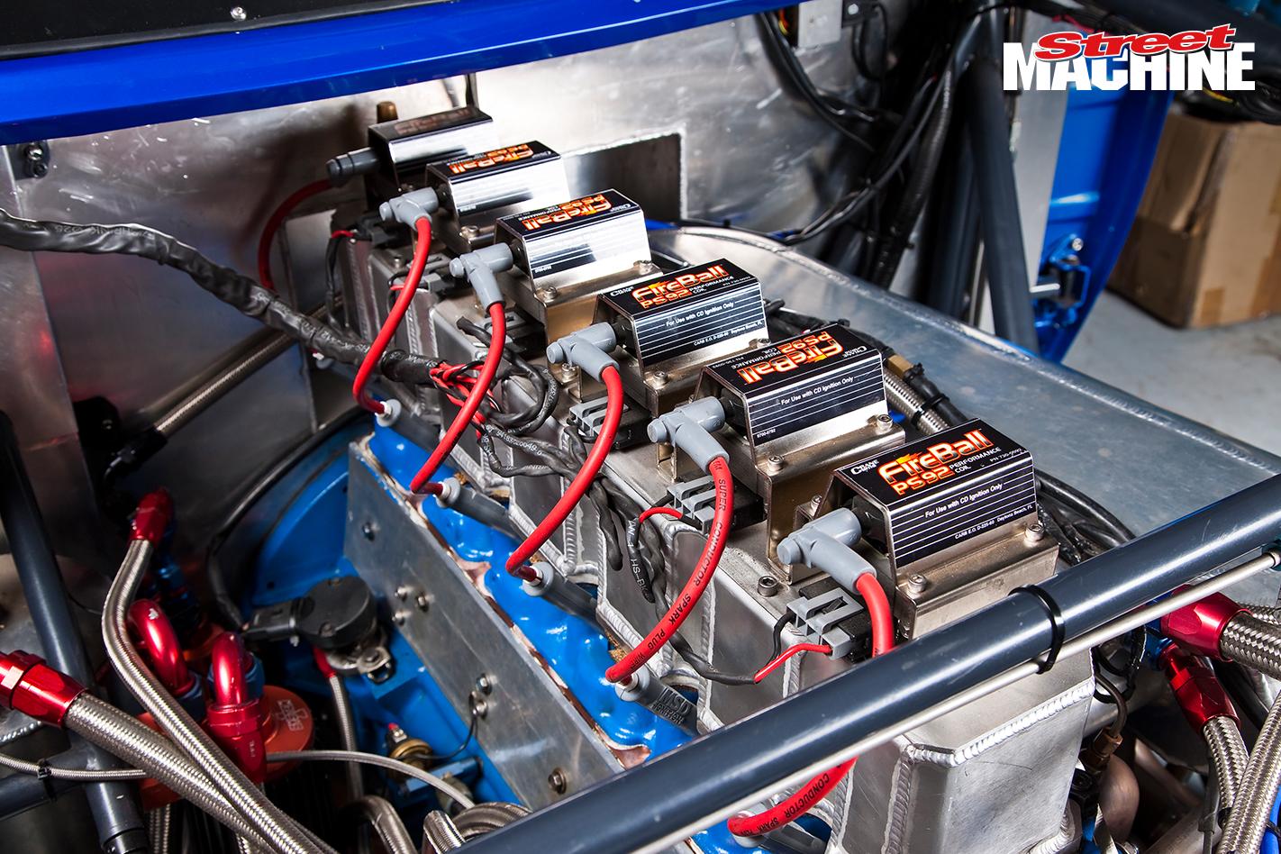 Chrysler Centura Turbo Hemi JUSTA6 Engine 3