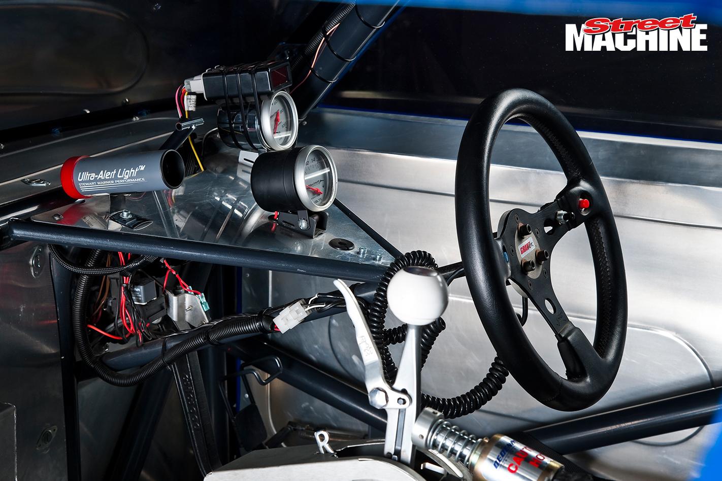 Chrysler Centura Turbo Hemi JUSTA6 Interior 2