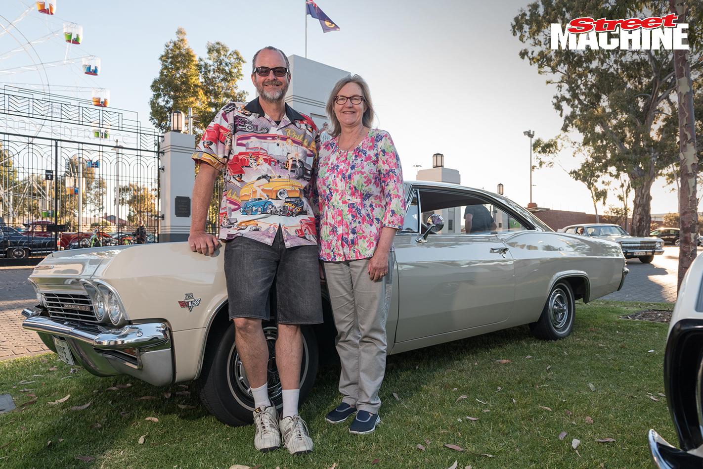 65 Impala Coupe