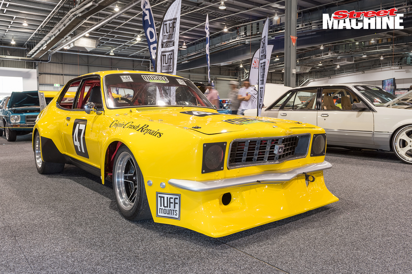 Holden Torana Race Car