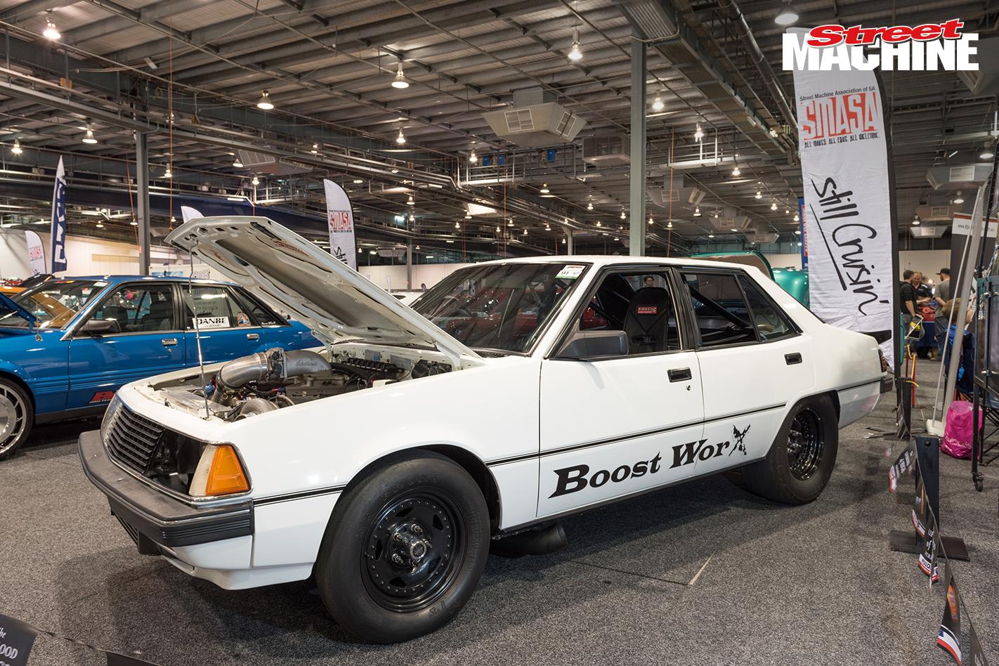Mitsubishi Sigma Turbo V8
