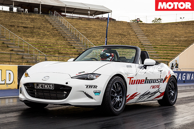 Tunehouse Mazda MX-5 ND front