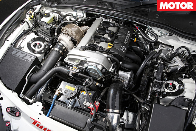 Tunehouse Mazda MX-5 ND engine
