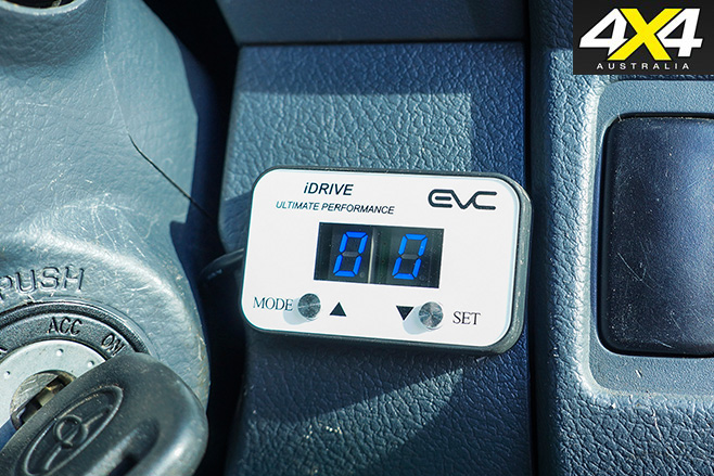I-drive throttle controller