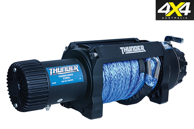 Thunderstruck winches