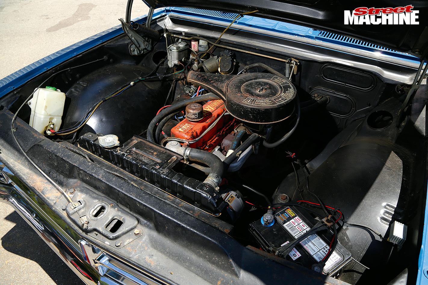 Summernats -29-holden -monaro -engine