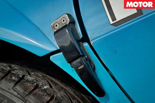 Lancia Stratos driven clips