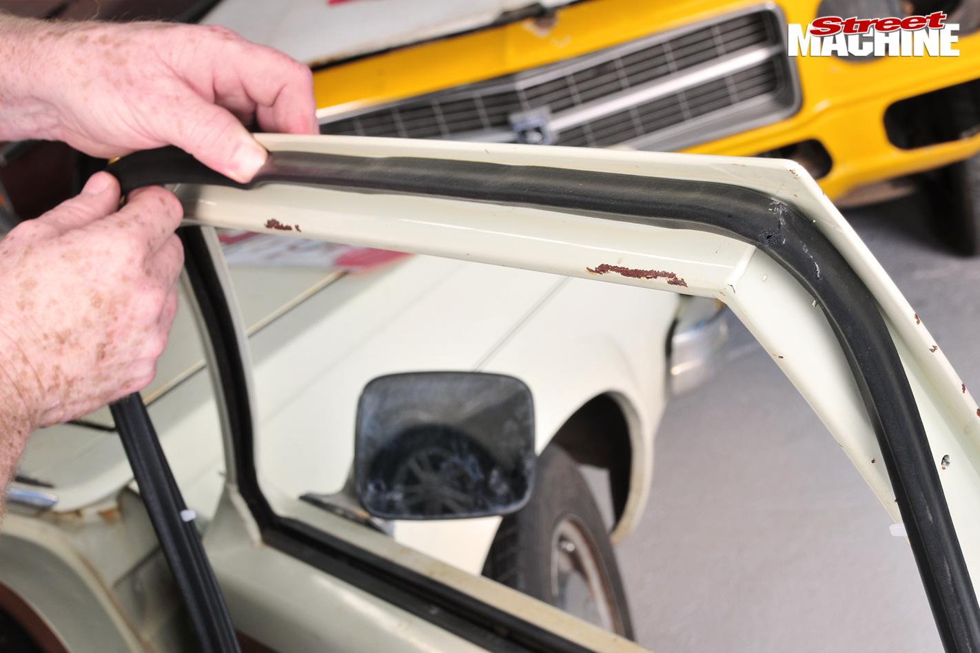 How To Replace Worn Car Door Weatherseals Tech Diy Tips