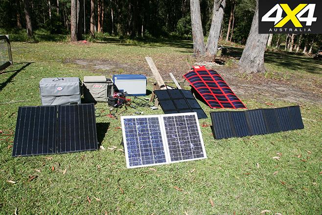 Solar Panel Comparison Video